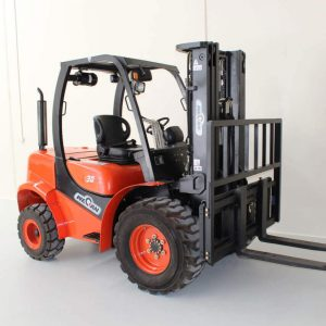 Wecan Forklift 3 Tonne | Construction Machinery For Sale | Australia | Machinery Direct