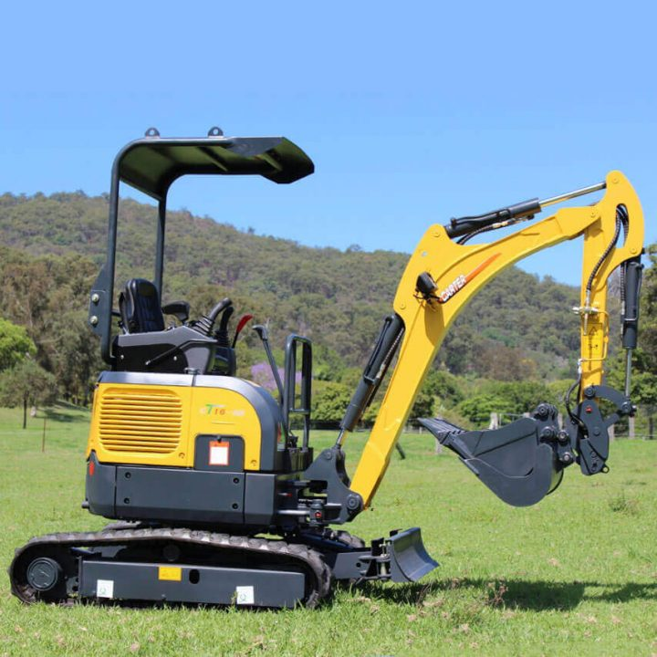 Carter Mini Excavator CT16-9D | Construction Machinery For Sale | Australia | Machinery Direct