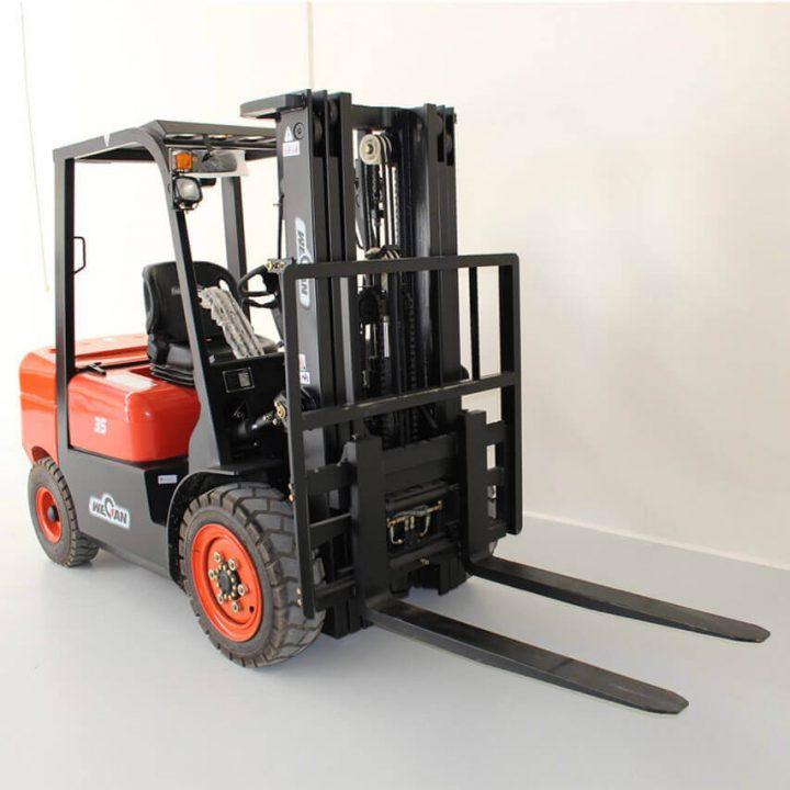 Wecan Forklift 3.5 Tonne | Construction Machinery For Sale | Australia | Machinery Direct