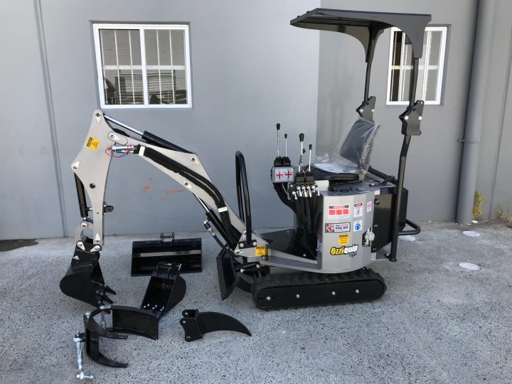 Micro Excavator ME15 | Construction Machinery For Sale | Australia | Machinery Direct