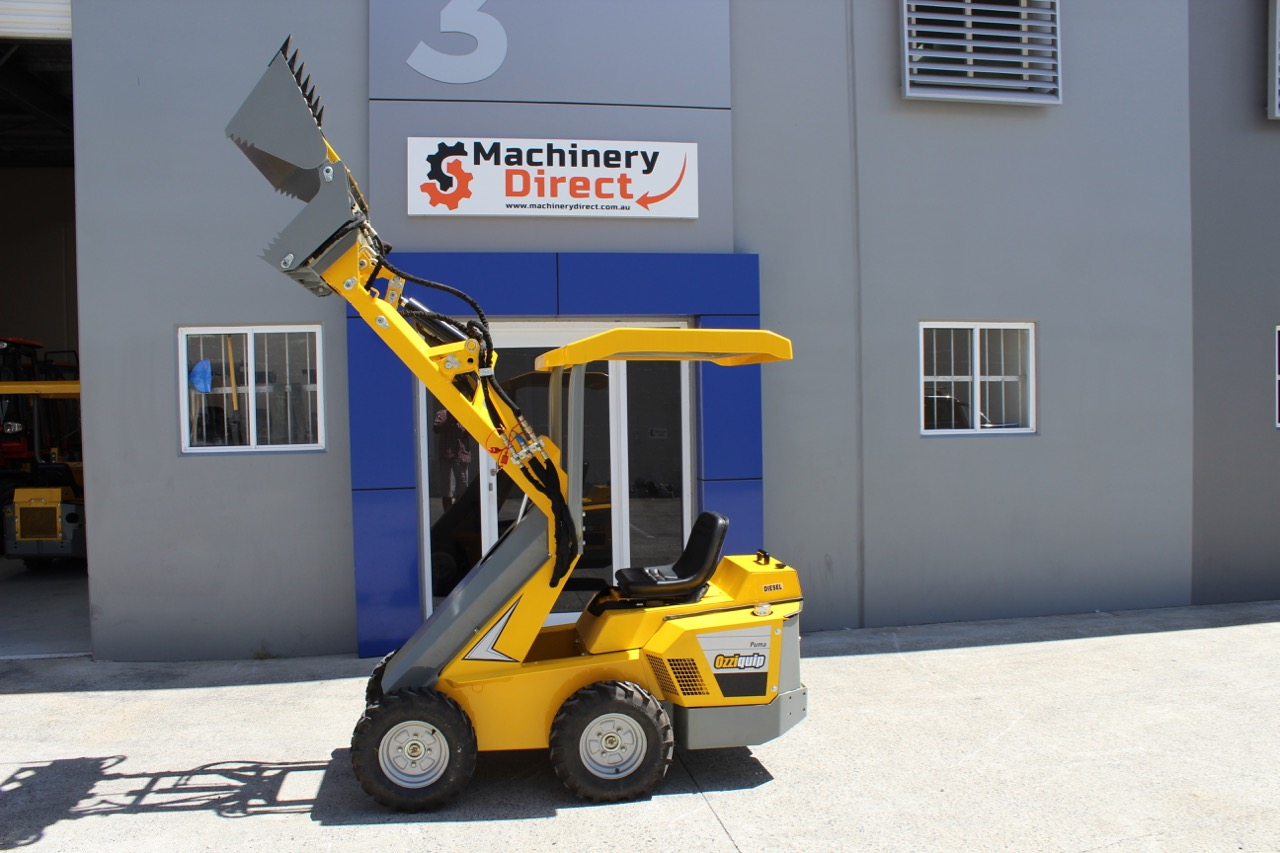 About Us | Construction Equipment | Machinery Direct