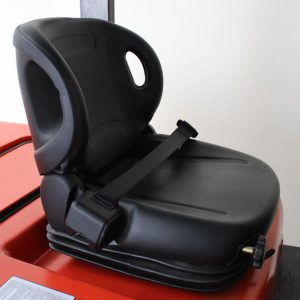 Wecan Forklift 3 Tonne drivers seat.