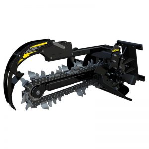 Digga 900mm Dig 150mm Combo Chain Trencher | Construction Machinery For Sale | Australia | Machinery Direct