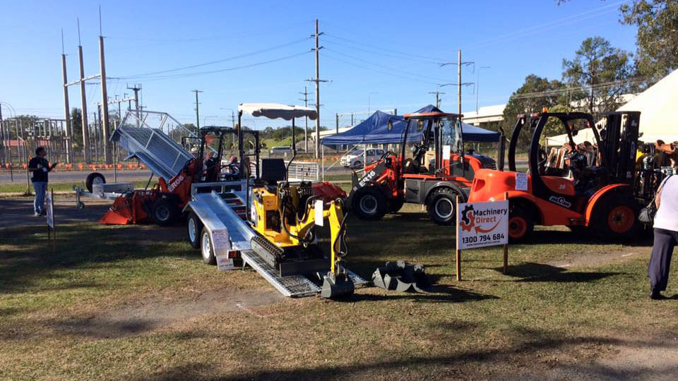 Caboolture Show Grounds | Gold Coast | Machinery Direct