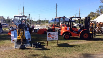Caboolture ShowGrounds On Site OZ9 | Gold Coast | Machinery Direct