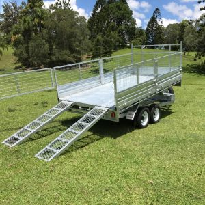 Ozzi Trailers 14x7 Tipper | Construction Machinery For Sale | Australia | Machinery Direct