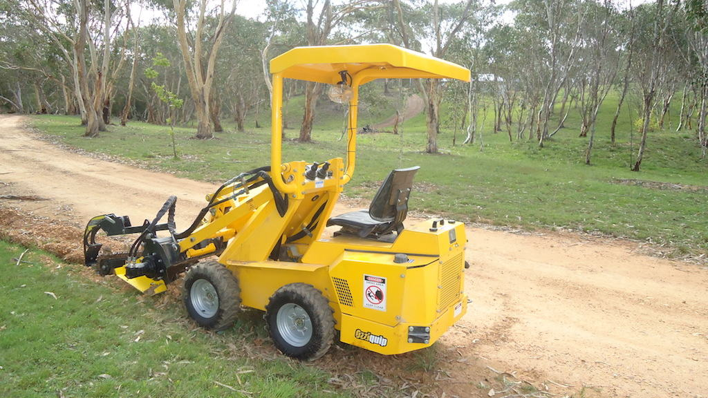 Construction Equipment | Riley Rural | Gold Coast | Machinery Direct