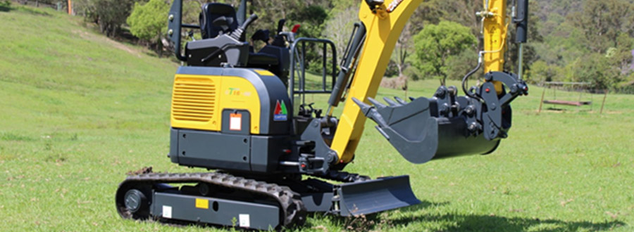 Excavator for Sale at Machinery Direct - Excavator Sales Page Banner Image