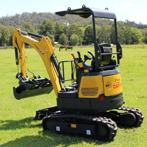 Carter CT16 Mini Excavator