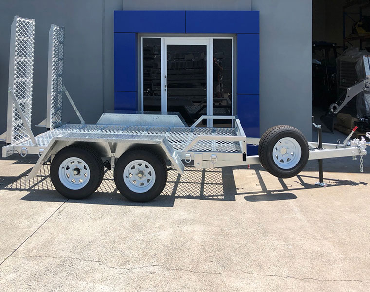 Medium Size Plant Trailer